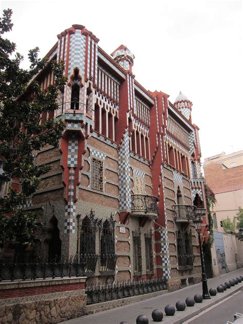 Casa In by Casa Vicens