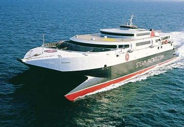 Boat Prices To Isle Of Man by Steam Packet Manannan Ferry Review And Ship Guide