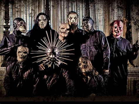 Slipknot Uk Tour The Band Is Riding High In The Charts