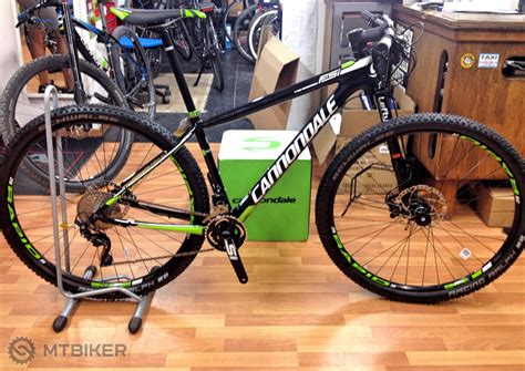 2016 cannondale fsi carbon 4 for cannondale f si 2016 bicykle pevn 233 a hardtail baz 225 r