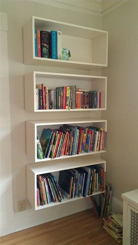 Wall Bookshelves by 12 Best Wall Mounted Bookshelves Images On