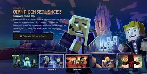 minecraft story mode season 2 episode 2 release date