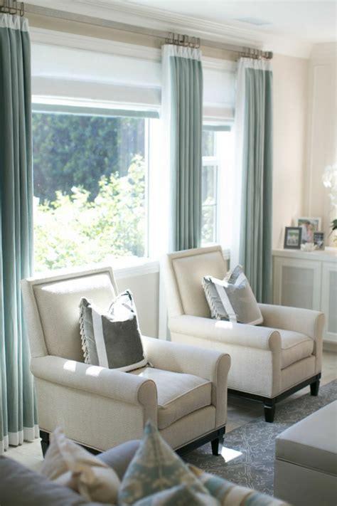 Gardinen Für Große Fenster  Haus Dekoration