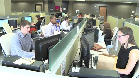 Students at State Street Bank - YouTube