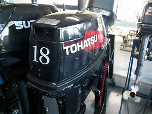 For Sale 18 Hp Tohatsu Outboard Engine Obm Best For 10 To 18 Fitter Boat Boats From Maharashtra