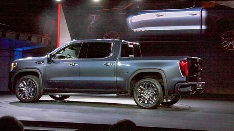 2019 Gmc Sierra Denali Preview