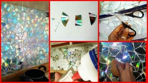 recycling basteln mit cds die besten upcycling ideen um