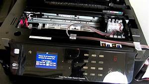 Ciss Continuous Ink System Fits With Epson Work Force 3520