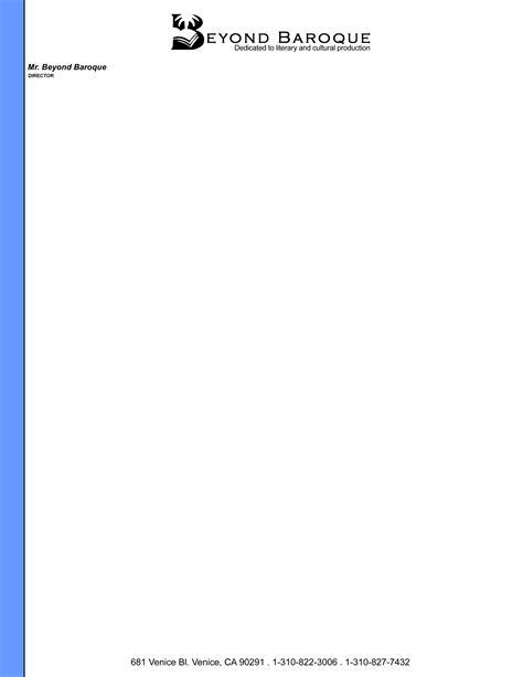 convert  letterhead template  word