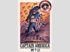 The Intellectual RipOff of Captain America's The New Deal