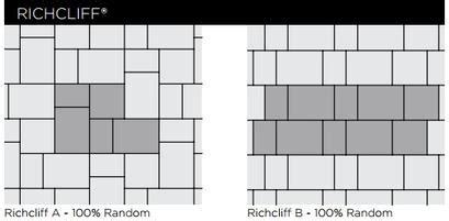 Unilock Patterns by Richcliff 174 Concrete Landscape Pavers Flagstone Ma