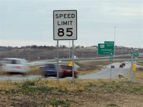speed limits     states