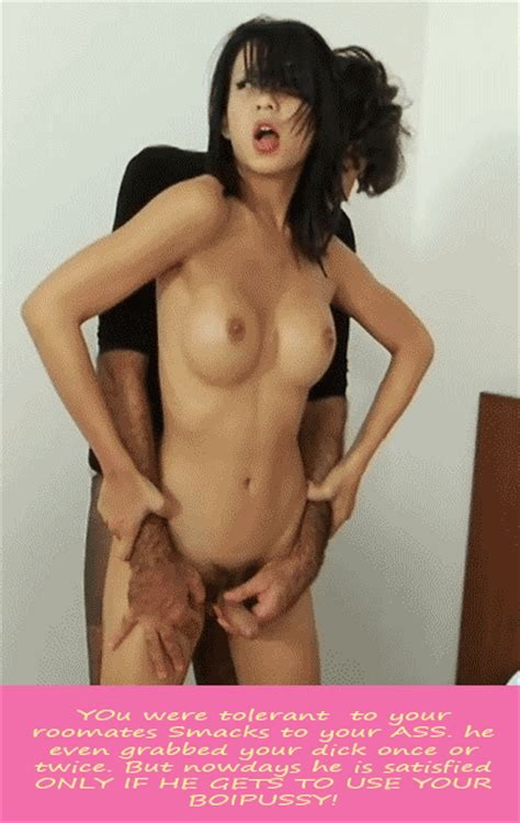 trans asian fucked standing from behind kinkyboss