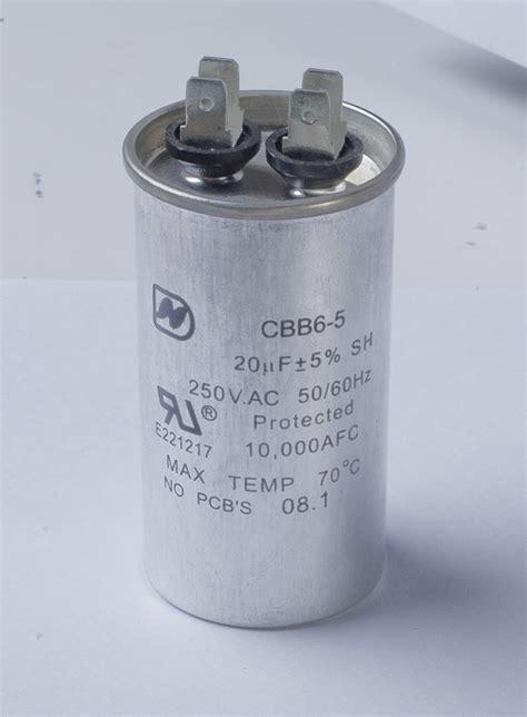 Air Conditioner Capacitor (cbb65)  China Capacitor, Motor