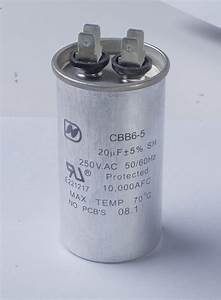 China Air Conditioner Capacitor  Cbb65