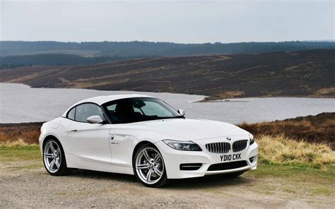 Bmw Z4 Hd Picture by White Bmw Z4 In 2011 Car Hd Wallpapers