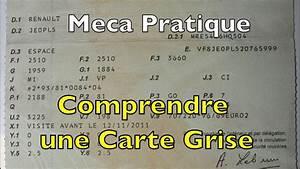 Carte Grise Vendue : la carte grise youtube ~ Medecine-chirurgie-esthetiques.com Avis de Voitures