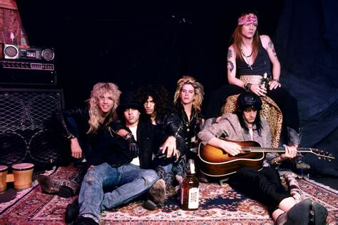 Axl Rose And Slash  Featured Items  The Golden Closet