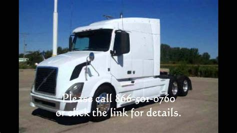 volvo vnl   sale mid roof youtube