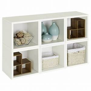 6 cube storage unit organizer shelves cabinet shelf box With kitchen colors with white cabinets with woven basket wall art
