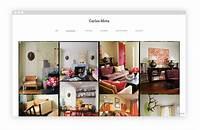interior design portfolio 12 Interior Design Portfolio Website Examples We Love