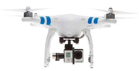 drone  gopro camera revealed  edition