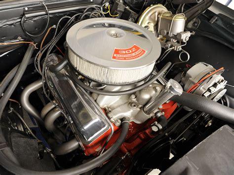 Chevrolet Camaro Engine by 1968 Chevrolet Camaro Z28 Classic Engine Engines