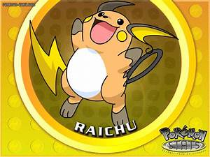 Raichu Images Raichu Wallpaper HD Wallpaper And