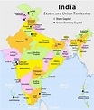 States and union territories of India - Wikipedia