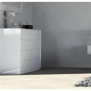 Commode Laqué Blanc : commodes de salon comparez les prix pour professionnels sur page 1 ~ Teatrodelosmanantiales.com Idées de Décoration