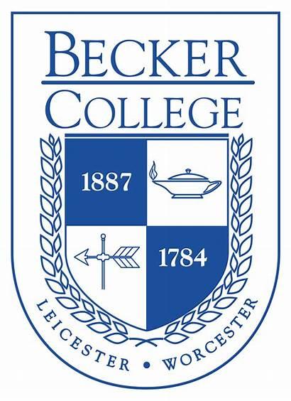 Becker College Worcester Seal Degree Logos Svg