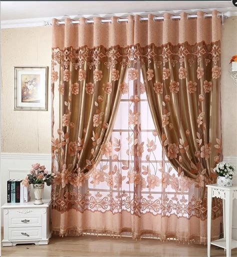 curtains  windows screening bedroom chinese curtain