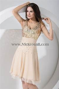 short gold bridesmaid dresses wedding pinterest With short gold dresses for wedding