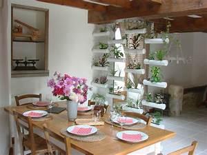 decoration mur vegetal interieur With deco mur exterieur maison 9 mur vegetal interieur en 80 idees pour la maison ecologique