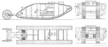 ww1 tanks drawing Quot     Tanks Ww1 Diagram