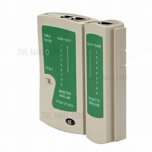 4 In 1 Portable Ethernet Network Hardware Tool Network Lan