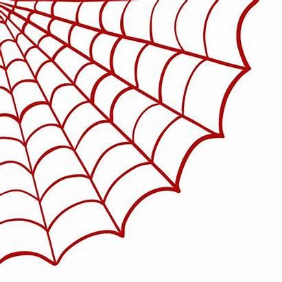 Spider Web Outline Clipart Clip Halloween