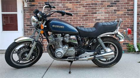 1982 Suzuki Gs1100l by Small Bike Rescue The Thrill Of Victory And The Agony Of