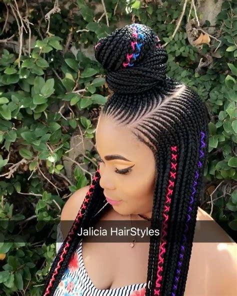 pinterest atrxchhhh black girl braidsprotective