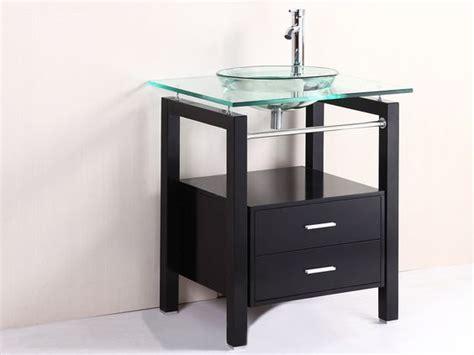 Modern, Vessel Sink Vanity And Bathroom Vanities On Pinterest