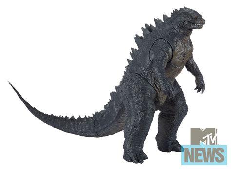 Giant Size Godzilla Toy Images; Godzilla Stars Aaron