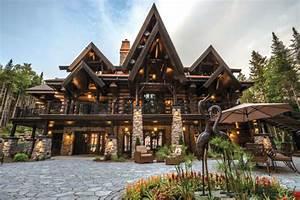 Maison De Riche : magazine prestige splendeur scandinave lac m gantic ~ Melissatoandfro.com Idées de Décoration