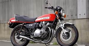 Racing Caf U00e8  Suzuki Gs 1000 By Super