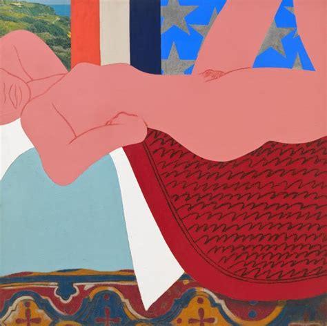 tom wesselmanns  solo show denver art museum