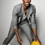 manly man kobe bryant cover march  gq blinging beauty