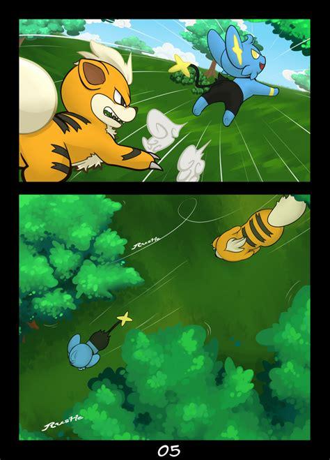[ohmuu] Catch Me If You Can Pokemon [complete] [korean