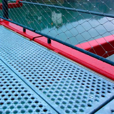 grating safety round anti plate slip checker bridge skid perforated sheet non channel steel shaped