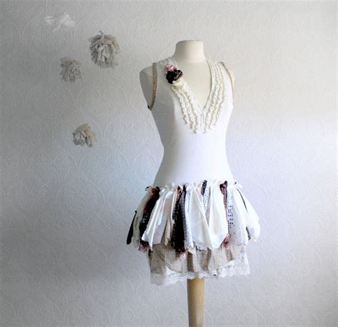 womens shabby chic clothing shabby chic fairy dress women s clothing small by myfairmaiden