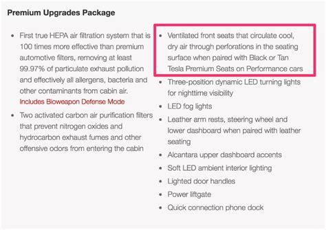 41+ Tesla 3 Premium Upgrade Package Pics