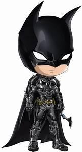 Chibi Batman Arkham Knight by Pellisari
